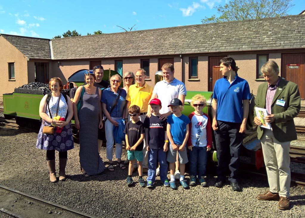 Group Bookings at Ravenglass Railway Museum