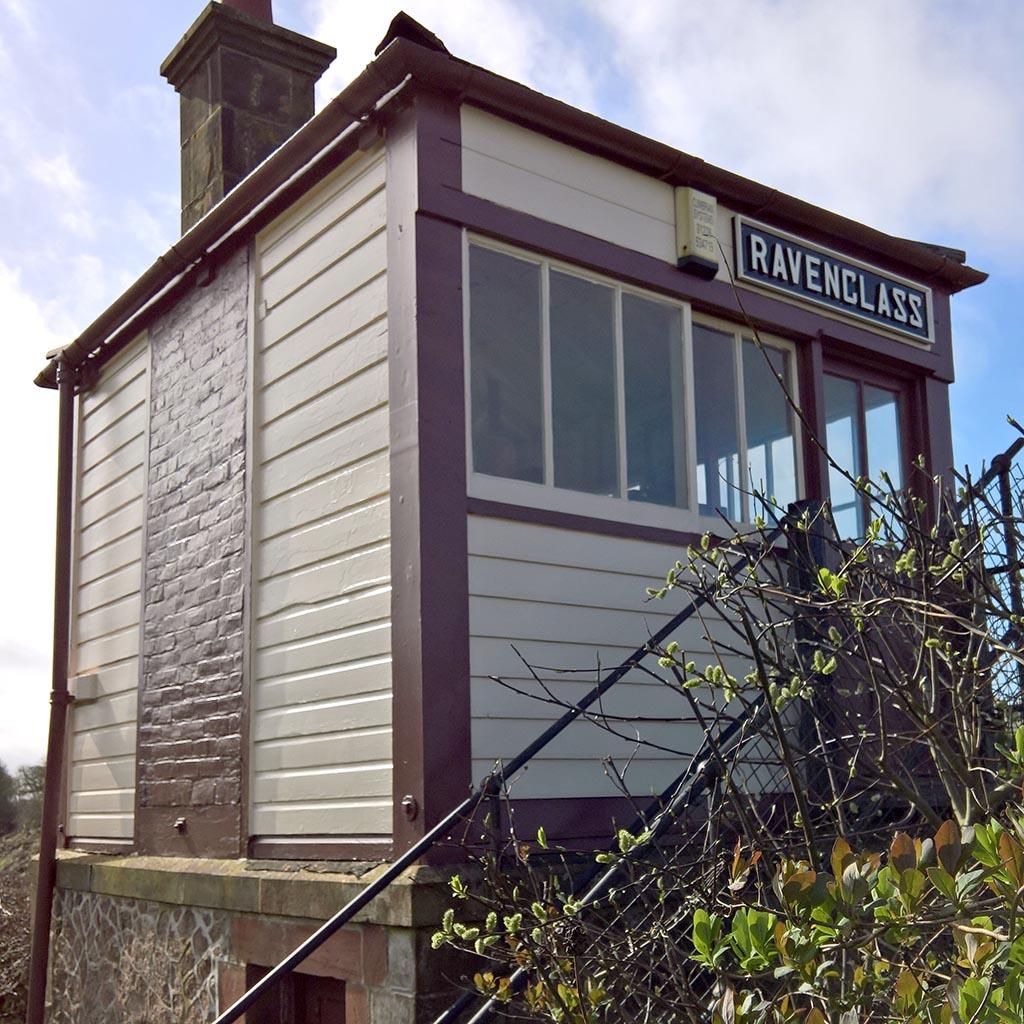 SignalBox Exterior