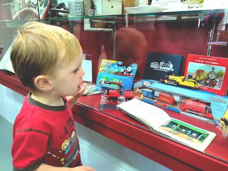 Thomas Train archive