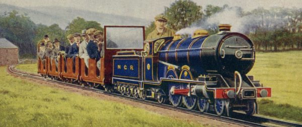 Ravenglass Eskdale Railway Historic Photo