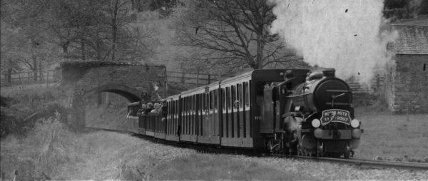 Ravenglass Eskdale Railway History