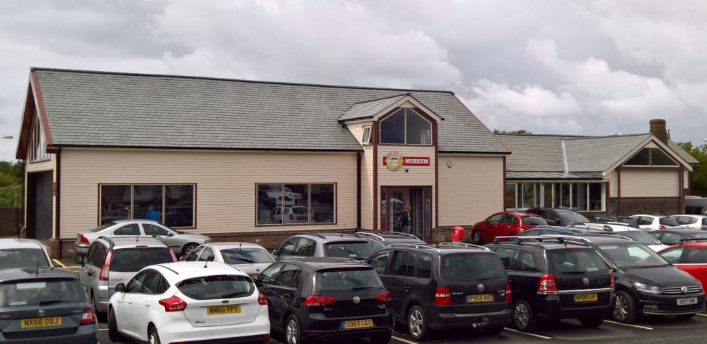 Ravenglass Railway Museum Exterior